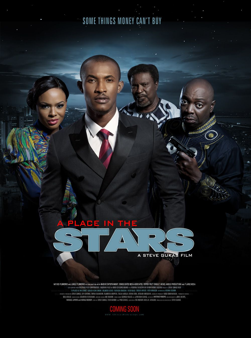 A Place in the Stars - BN Movies & TV - August 2014 - BellaNaija.com 01