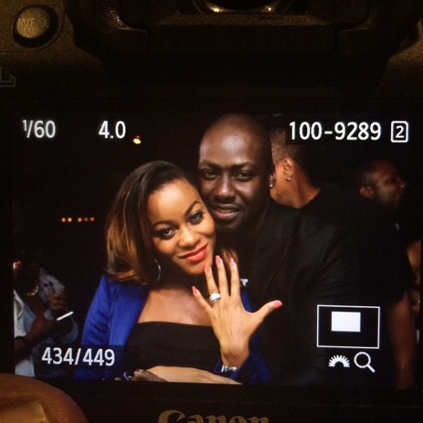 Chris & Damilola - After the Proposal