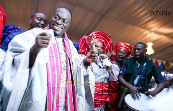 Adunola & Bode's Traditional Yoruba Wedding in Lagos, Nigeria | DuduGuy Photography | BellaNaija 0013