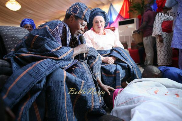 Adunola & Bode's Traditional Yoruba Wedding in Lagos, Nigeria | DuduGuy Photography | BellaNaija 0014
