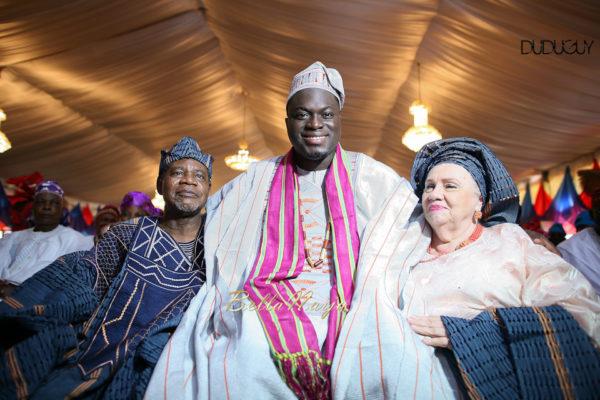 Adunola & Bode's Traditional Yoruba Wedding in Lagos, Nigeria | DuduGuy Photography | BellaNaija 0015
