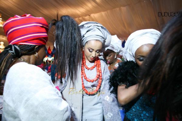 Adunola & Bode's Traditional Yoruba Wedding in Lagos, Nigeria | DuduGuy Photography | BellaNaija 0018