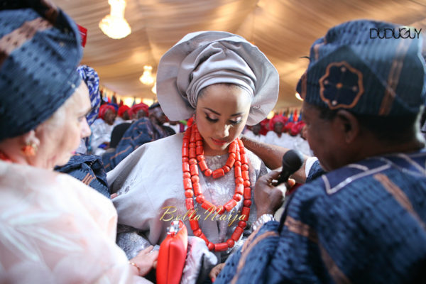 Adunola & Bode's Traditional Yoruba Wedding in Lagos, Nigeria | DuduGuy Photography | BellaNaija 0020