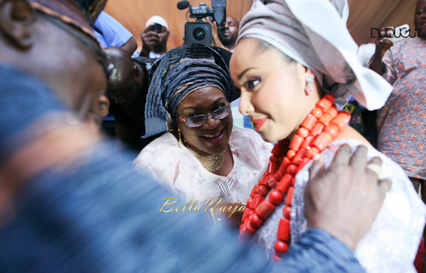 Adunola & Bode's Traditional Yoruba Wedding in Lagos, Nigeria | DuduGuy Photography | BellaNaija 0022