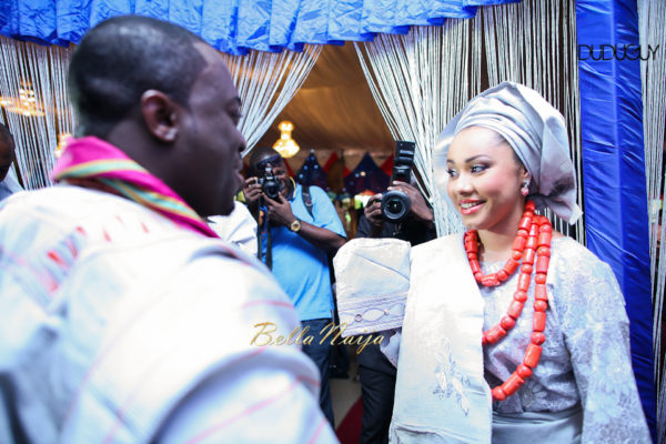 Adunola & Bode's Traditional Yoruba Wedding in Lagos, Nigeria | DuduGuy Photography | BellaNaija 0026