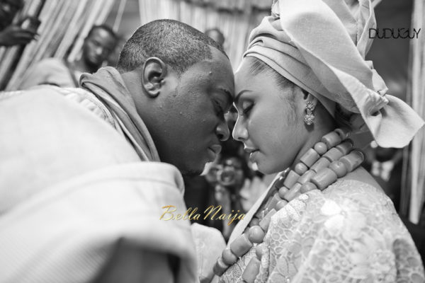 Adunola & Bode's Traditional Yoruba Wedding in Lagos, Nigeria | DuduGuy Photography | BellaNaija 0027