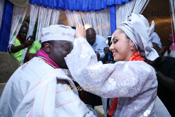 Adunola & Bode's Traditional Yoruba Wedding in Lagos, Nigeria | DuduGuy Photography | BellaNaija 0028