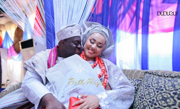 Adunola & Bode's Traditional Yoruba Wedding in Lagos, Nigeria | DuduGuy Photography | BellaNaija 0031