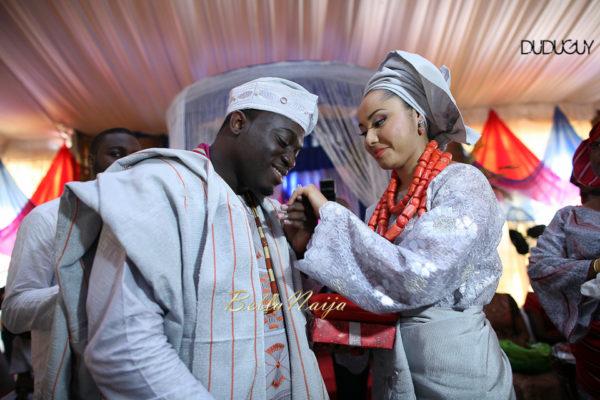 Adunola & Bode's Traditional Yoruba Wedding in Lagos, Nigeria | DuduGuy Photography | BellaNaija 0032