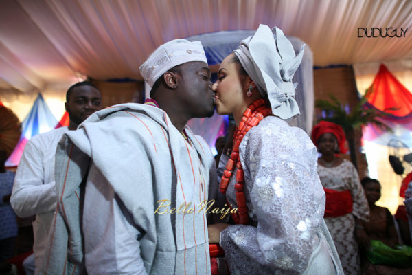 Adunola & Bode's Traditional Yoruba Wedding in Lagos, Nigeria | DuduGuy Photography | BellaNaija 0034