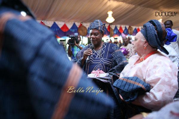Adunola & Bode's Traditional Yoruba Wedding in Lagos, Nigeria | DuduGuy Photography | BellaNaija 0035