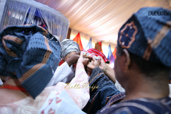 Adunola & Bode's Traditional Yoruba Wedding in Lagos, Nigeria | DuduGuy Photography | BellaNaija 0036