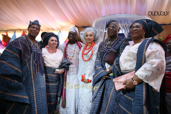 Adunola & Bode's Traditional Yoruba Wedding in Lagos, Nigeria | DuduGuy Photography | BellaNaija 0037