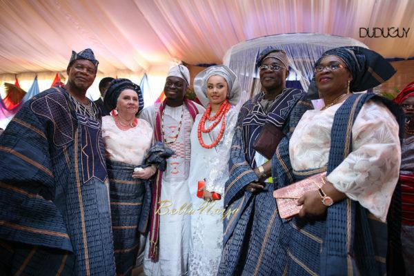 Adunola & Bode's Traditional Yoruba Wedding in Lagos, Nigeria | DuduGuy Photography | BellaNaija 0037