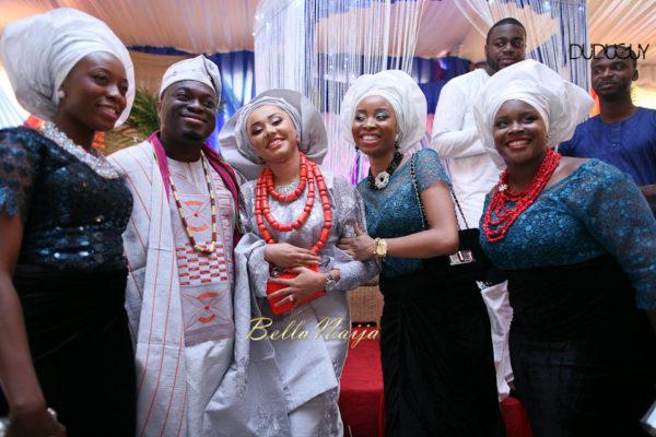 Adunola & Bode's Traditional Yoruba Wedding in Lagos, Nigeria | DuduGuy Photography | BellaNaija 0038