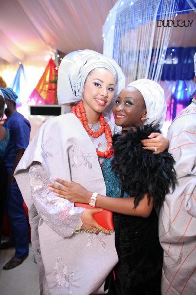 Adunola & Bode's Traditional Yoruba Wedding in Lagos, Nigeria | DuduGuy Photography | BellaNaija 0039