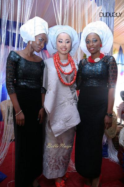 Adunola & Bode's Traditional Yoruba Wedding in Lagos, Nigeria | DuduGuy Photography | BellaNaija 0041