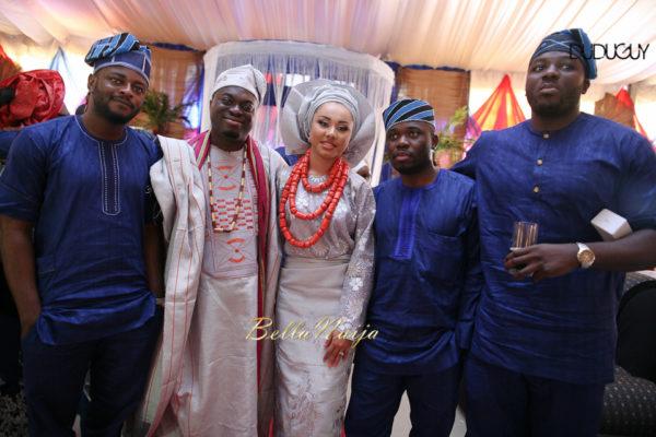 Adunola & Bode's Traditional Yoruba Wedding in Lagos, Nigeria | DuduGuy Photography | BellaNaija 0043