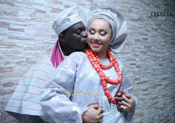 Adunola & Bode's Traditional Yoruba Wedding in Lagos, Nigeria | DuduGuy Photography | BellaNaija 0044