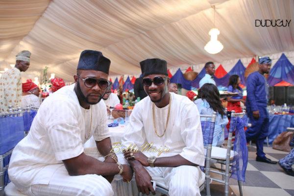 Adunola & Bode's Traditional Yoruba Wedding in Lagos, Nigeria | DuduGuy Photography | BellaNaija 0047