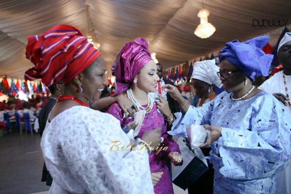 Adunola & Bode's Traditional Yoruba Wedding in Lagos, Nigeria | DuduGuy Photography | BellaNaija 0048