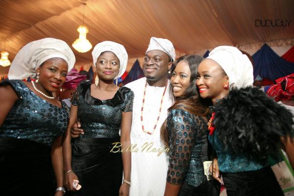 Adunola & Bode's Traditional Yoruba Wedding in Lagos, Nigeria | DuduGuy Photography | BellaNaija 0049
