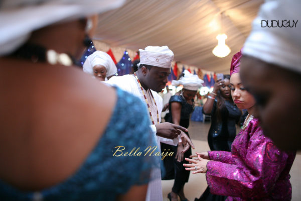Adunola & Bode's Traditional Yoruba Wedding in Lagos, Nigeria | DuduGuy Photography | BellaNaija 0052