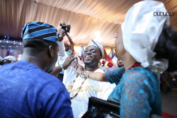 Adunola & Bode's Traditional Yoruba Wedding in Lagos, Nigeria | DuduGuy Photography | BellaNaija 0053