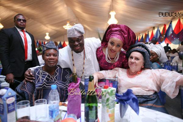 Adunola & Bode's Traditional Yoruba Wedding in Lagos, Nigeria | DuduGuy Photography | BellaNaija 0058
