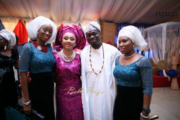 Adunola & Bode's Traditional Yoruba Wedding in Lagos, Nigeria | DuduGuy Photography | BellaNaija 0061