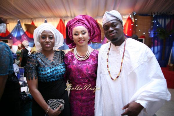 Adunola & Bode's Traditional Yoruba Wedding in Lagos, Nigeria | DuduGuy Photography | BellaNaija 0062