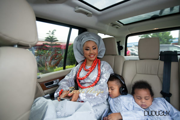Adunola & Bode's Traditional Yoruba Wedding in Lagos, Nigeria | DuduGuy Photography | BellaNaija 0073