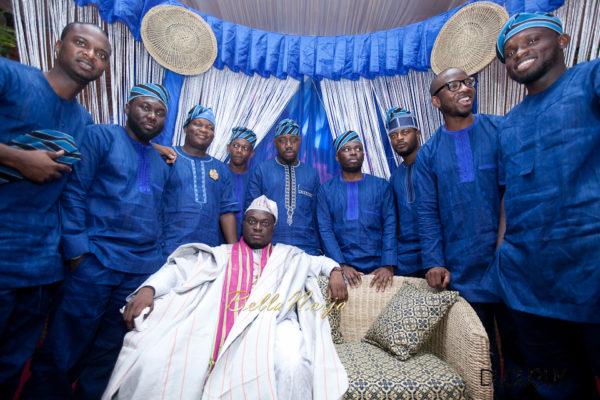 Adunola & Bode's Traditional Yoruba Wedding in Lagos, Nigeria | DuduGuy Photography | BellaNaija 0074