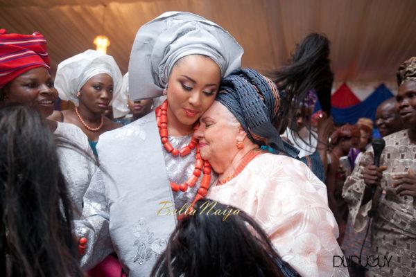 Adunola & Bode's Traditional Yoruba Wedding in Lagos, Nigeria | DuduGuy Photography | BellaNaija 0076