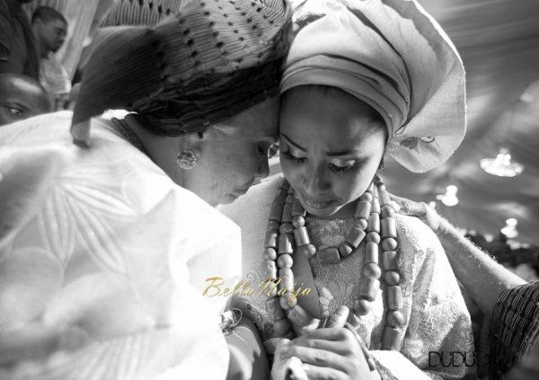 Adunola & Bode's Traditional Yoruba Wedding in Lagos, Nigeria | DuduGuy Photography | BellaNaija 0077