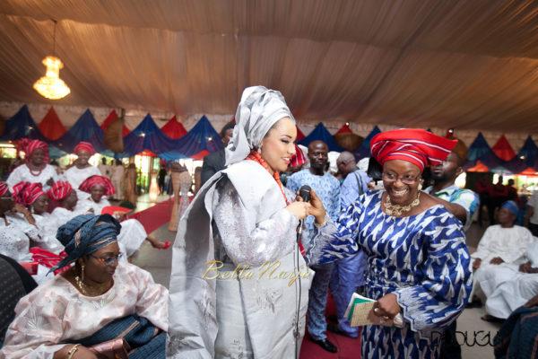 Adunola & Bode's Traditional Yoruba Wedding in Lagos, Nigeria | DuduGuy Photography | BellaNaija 0080