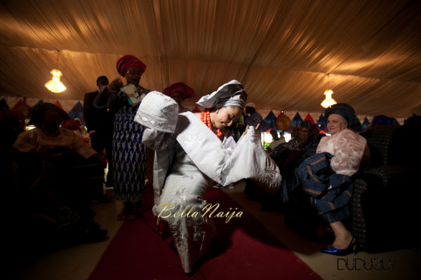 Adunola & Bode's Traditional Yoruba Wedding in Lagos, Nigeria | DuduGuy Photography | BellaNaija 0082