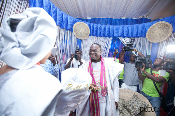 Adunola & Bode's Traditional Yoruba Wedding in Lagos, Nigeria | DuduGuy Photography | BellaNaija 0083