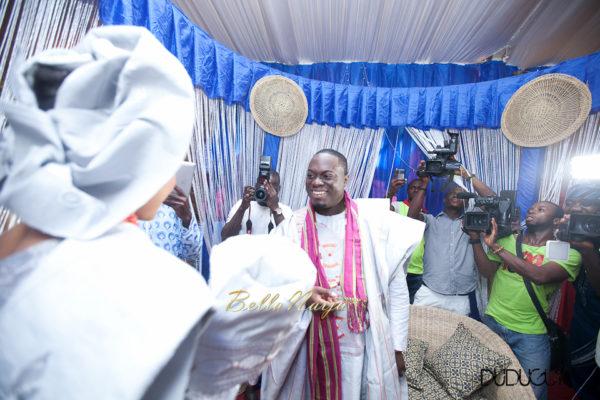 Adunola & Bode's Traditional Yoruba Wedding in Lagos, Nigeria | DuduGuy Photography | BellaNaija 0083