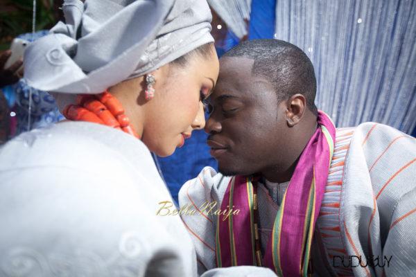 Adunola & Bode's Traditional Yoruba Wedding in Lagos, Nigeria | DuduGuy Photography | BellaNaija 0084