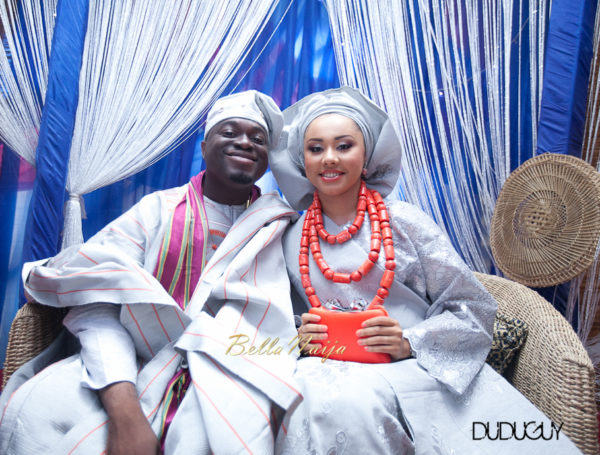 Adunola & Bode's Traditional Yoruba Wedding in Lagos, Nigeria | DuduGuy Photography | BellaNaija 0086