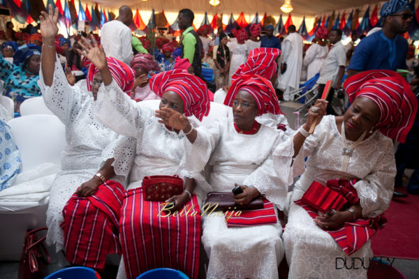 Adunola & Bode's Traditional Yoruba Wedding in Lagos, Nigeria | DuduGuy Photography | BellaNaija 0088