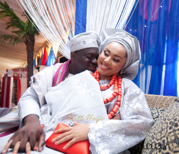 Adunola & Bode's Traditional Yoruba Wedding in Lagos, Nigeria | DuduGuy Photography | BellaNaija 0090