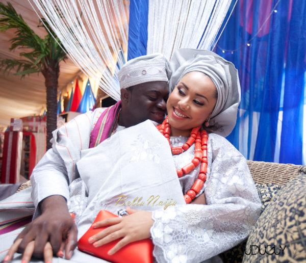 Adunola & Bode's Traditional Yoruba Wedding in Lagos, Nigeria | DuduGuy Photography | BellaNaija 0090