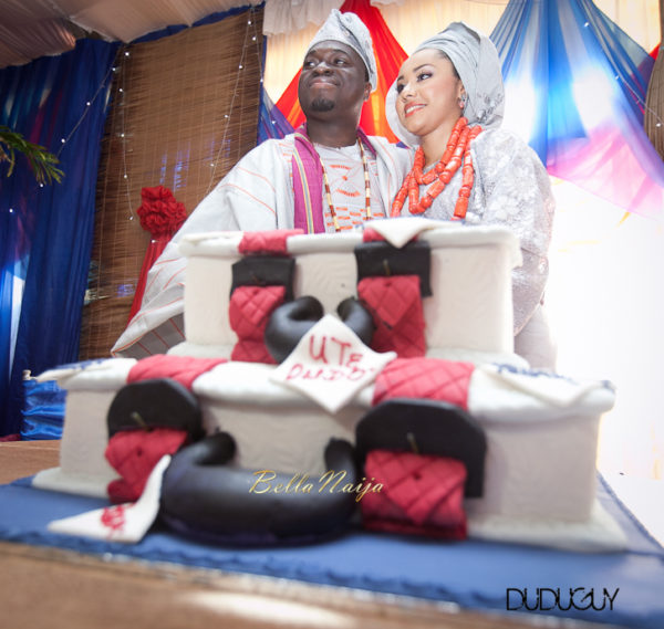 Adunola & Bode's Traditional Yoruba Wedding in Lagos, Nigeria | DuduGuy Photography | BellaNaija 0093