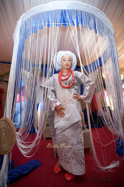 Adunola & Bode's Traditional Yoruba Wedding in Lagos, Nigeria | DuduGuy Photography | BellaNaija 0097