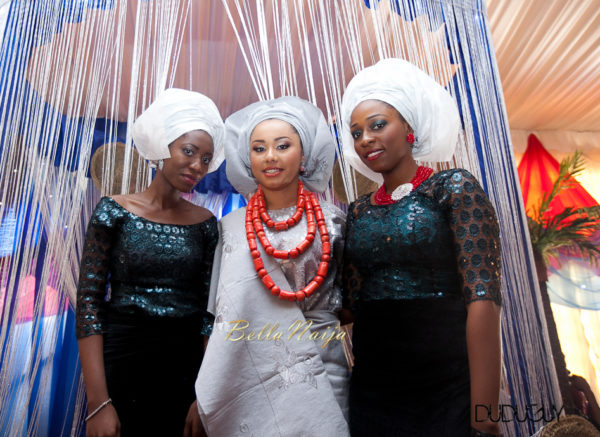 Adunola & Bode's Traditional Yoruba Wedding in Lagos, Nigeria | DuduGuy Photography | BellaNaija 0099