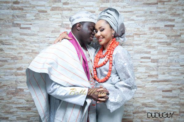 Adunola & Bode's Traditional Yoruba Wedding in Lagos, Nigeria | DuduGuy Photography | BellaNaija 0100