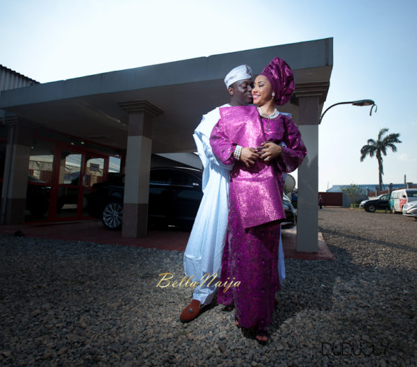 Adunola & Bode's Traditional Yoruba Wedding in Lagos, Nigeria | DuduGuy Photography | BellaNaija 0105