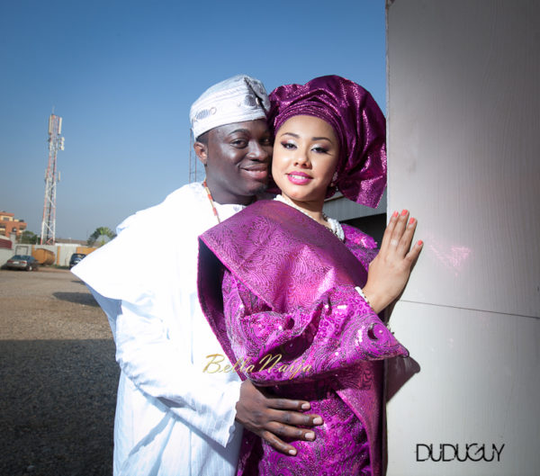 Adunola & Bode's Traditional Yoruba Wedding in Lagos, Nigeria | DuduGuy Photography | BellaNaija 0106